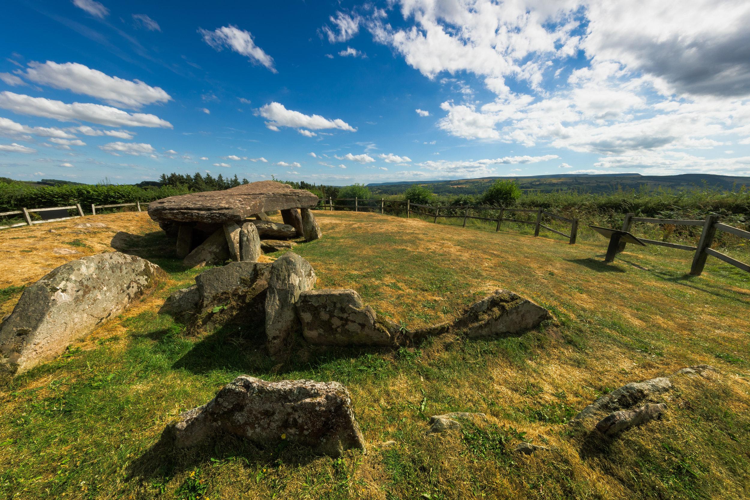 Arthur's Stone Herefordshire © jennifer bailey 2018