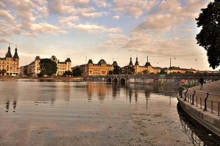 Copenhagen by  Flickr  (Creative Commons-BY-NC-ND 2.0)