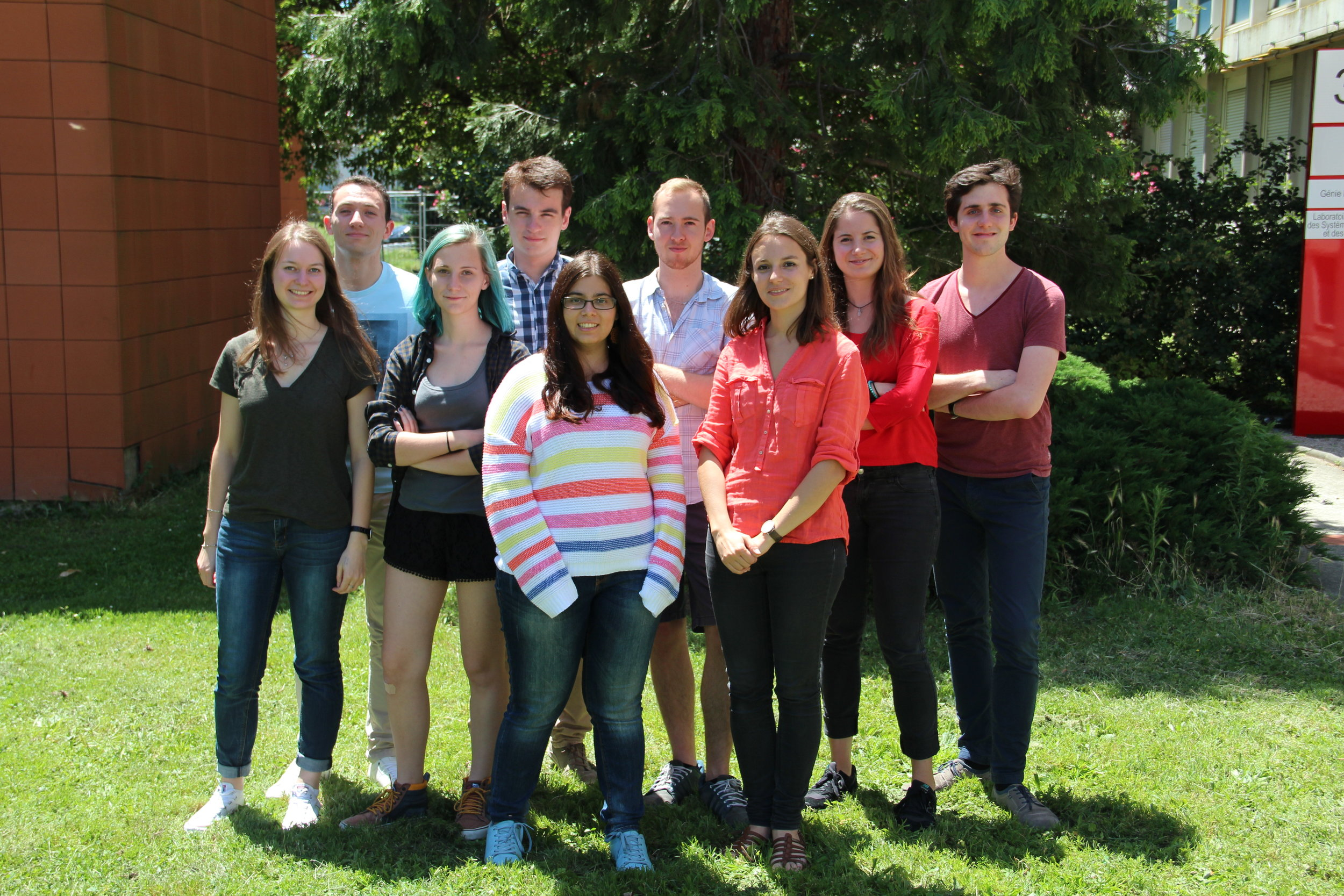 The INSA-UPS Toulouse iGEM team