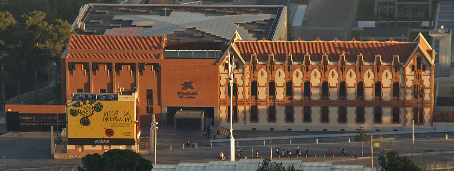 The CosmoCaixa museum (Public Domain)