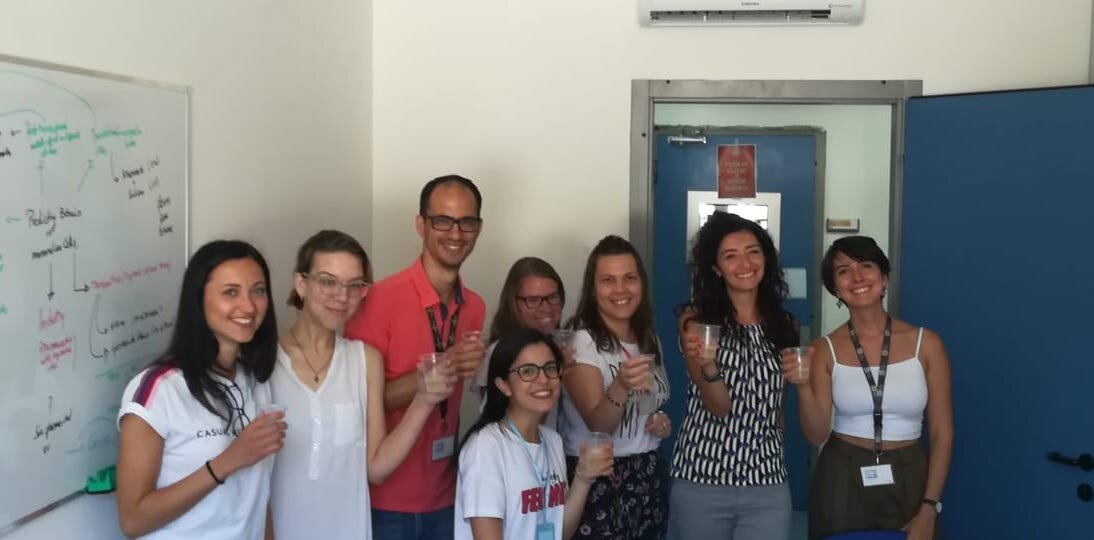 Velia's group at the IIT in Naples