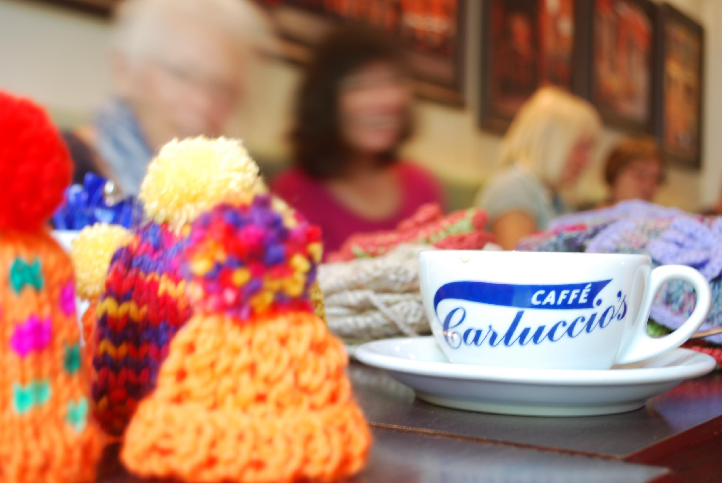 Carluccio's Crochet Session