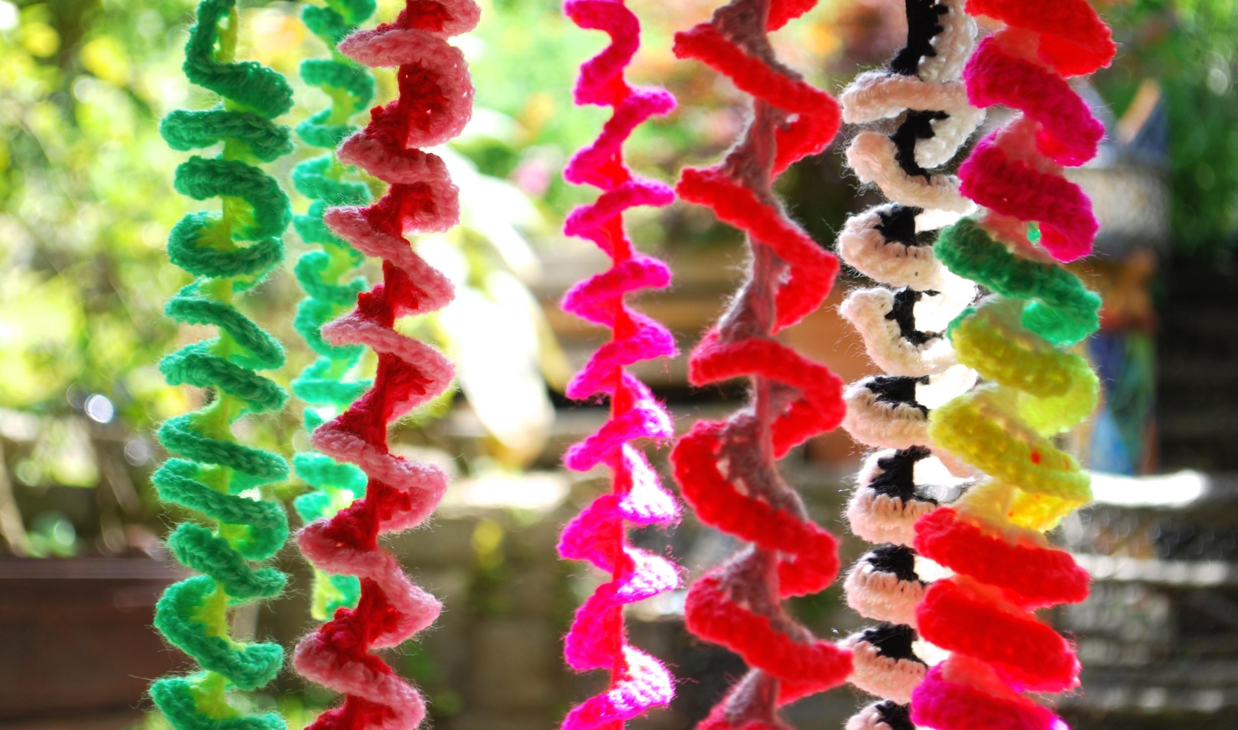 Spiral Crochet
