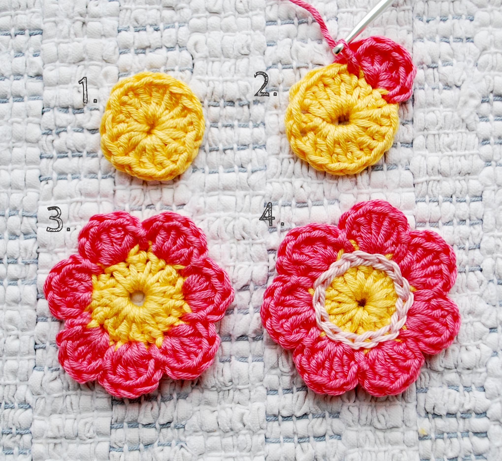 7 petal Daisy