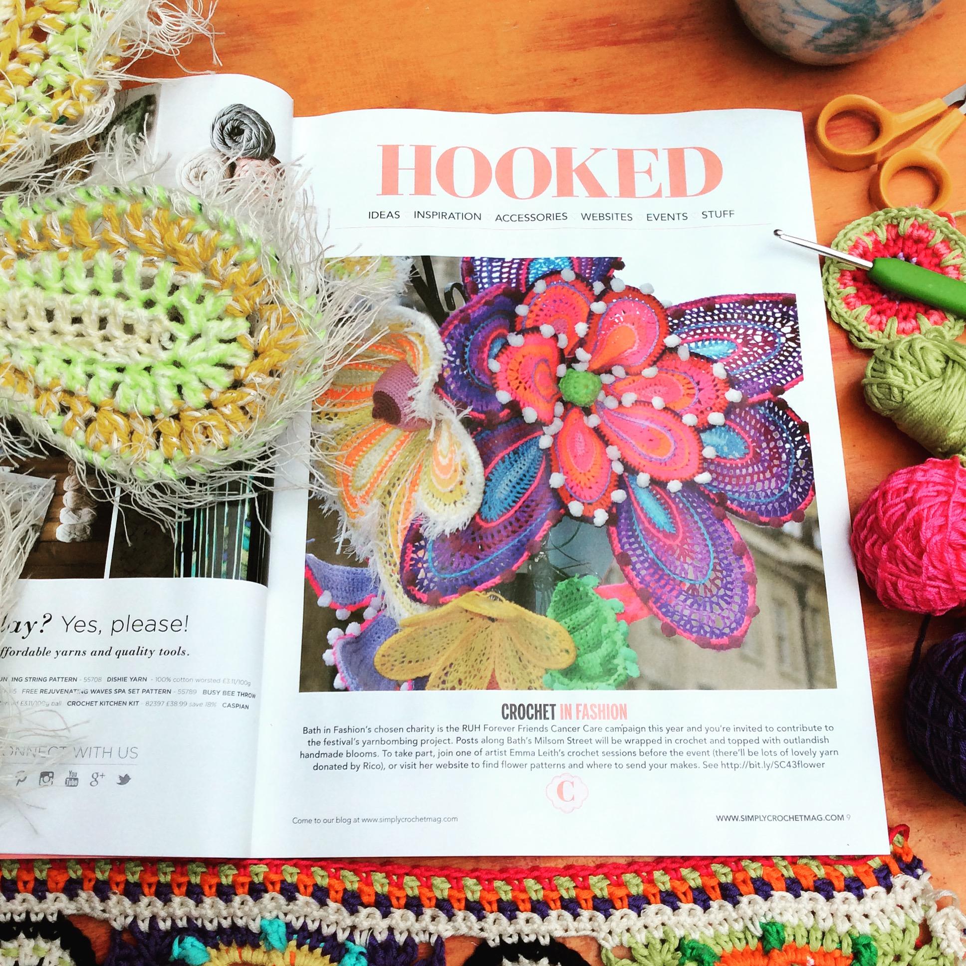 Simply Crochet 2016