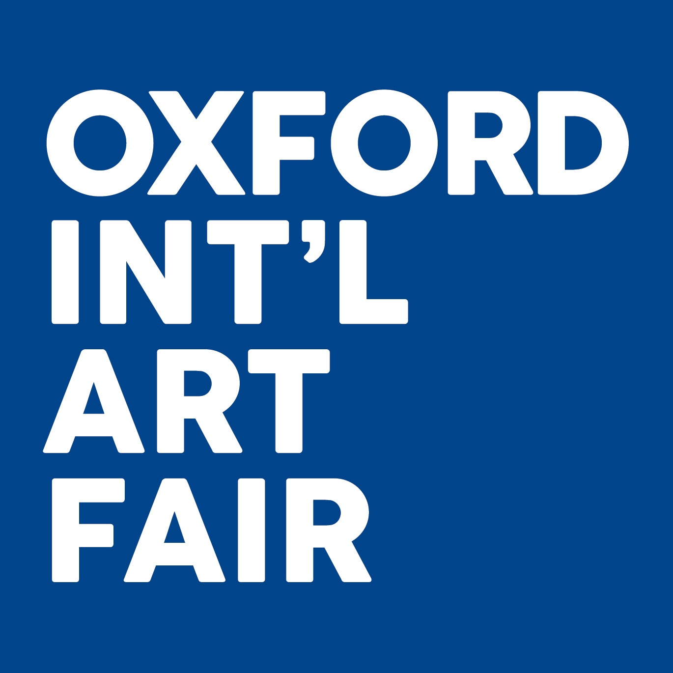 Oxford International Art Fair
