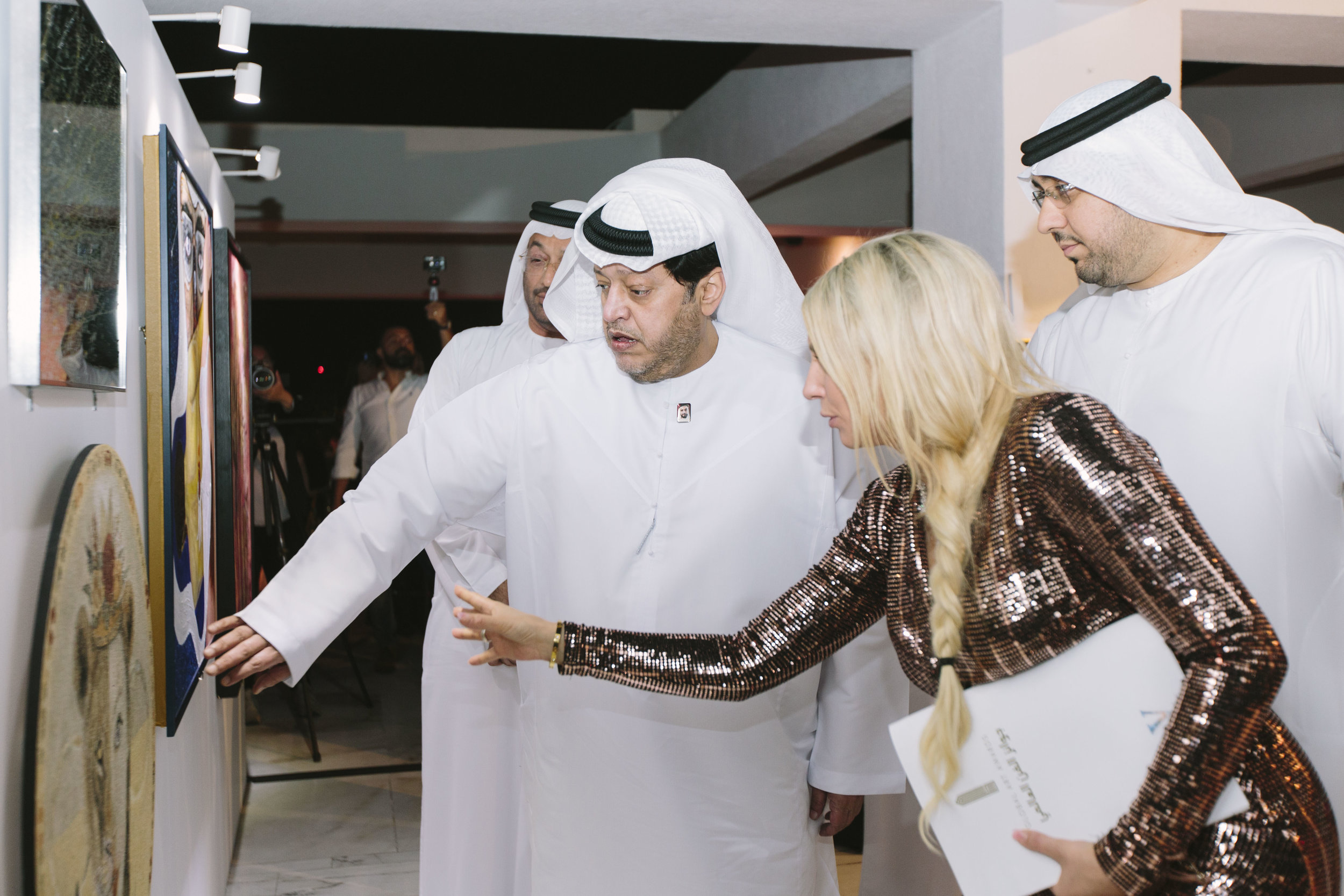 Middle East Art Collector Assoc.