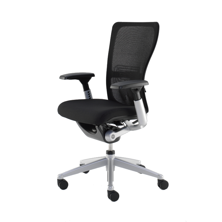 I love to offer my clients anything from Haworth's  Zody  line. A chair is the most important piece of furniture in a space. Zody is on-point in terms of comfort, ergonomics, and value.