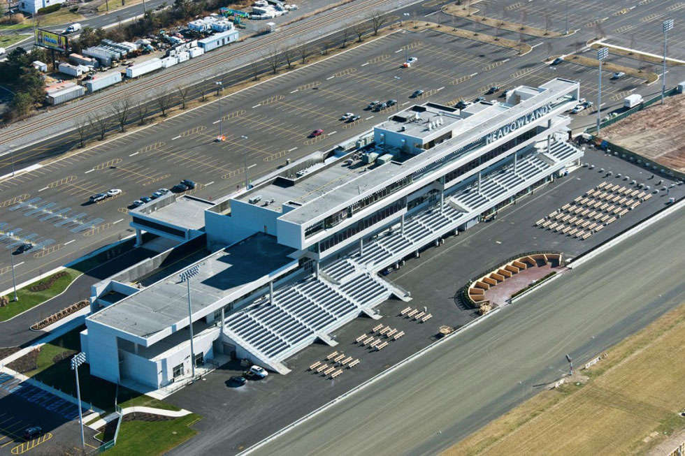 Meadowlands Raceway - Location: East Rutherford, NJClient: New Jersey Sports and Exposition AuthorityProject Size: 100,000 Finish flooring material procurement (1.5 Million Overall project)Scopes: Procurement of ceramic, carpet, wood & LVTOpening: 2014