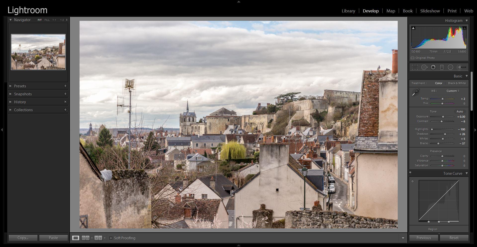 Adobe Lightroom Masterclass - 4 hours in Amboise, Loire Valley€80 per person.