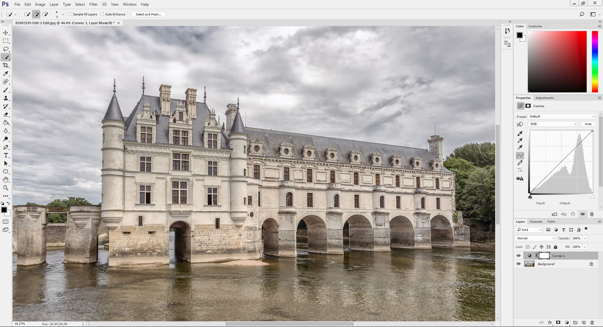 Adobe Photoshop Masterclass - 4 hours in Amboise, Loire Valley€80 per person.
