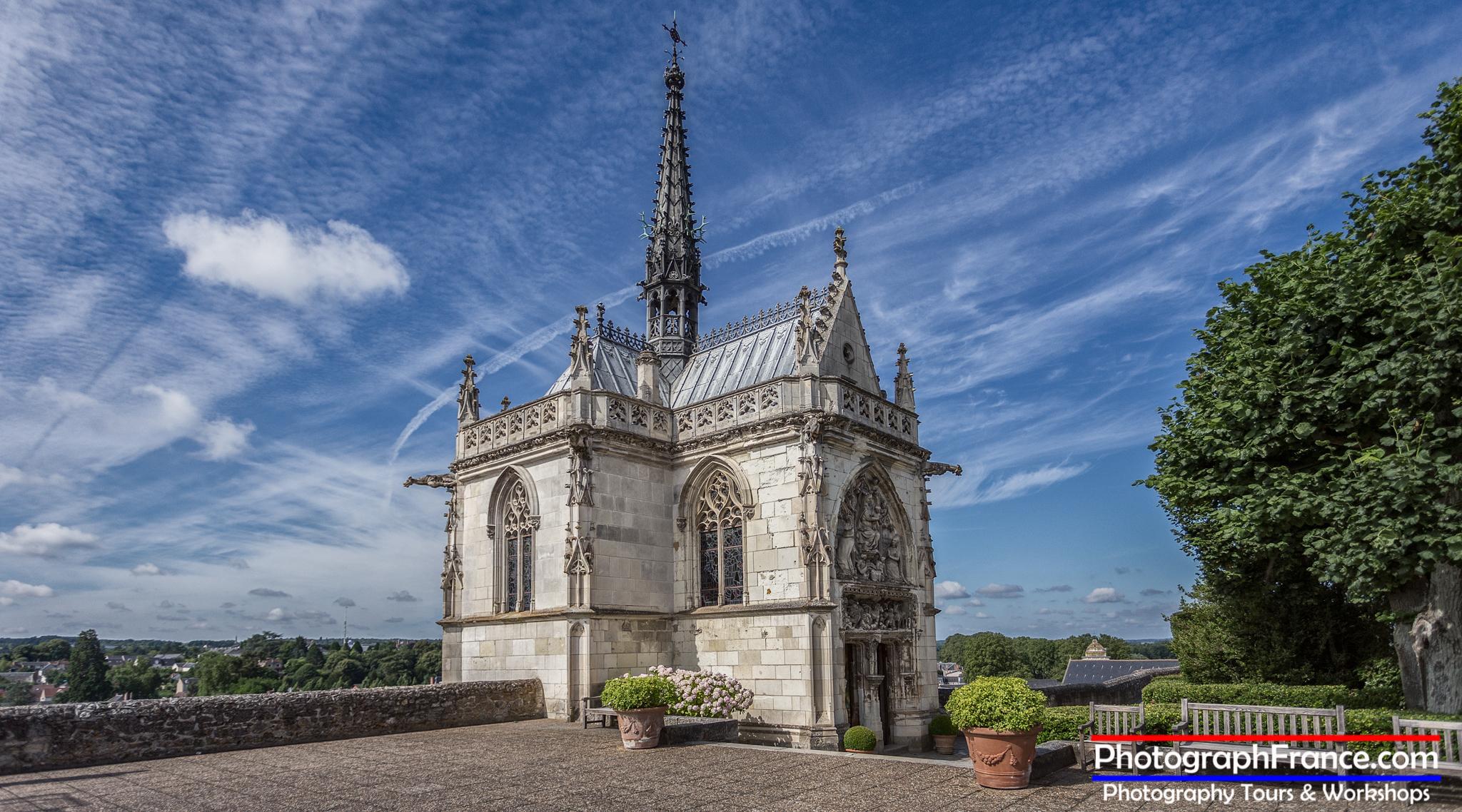 Saint Hubert's chapel