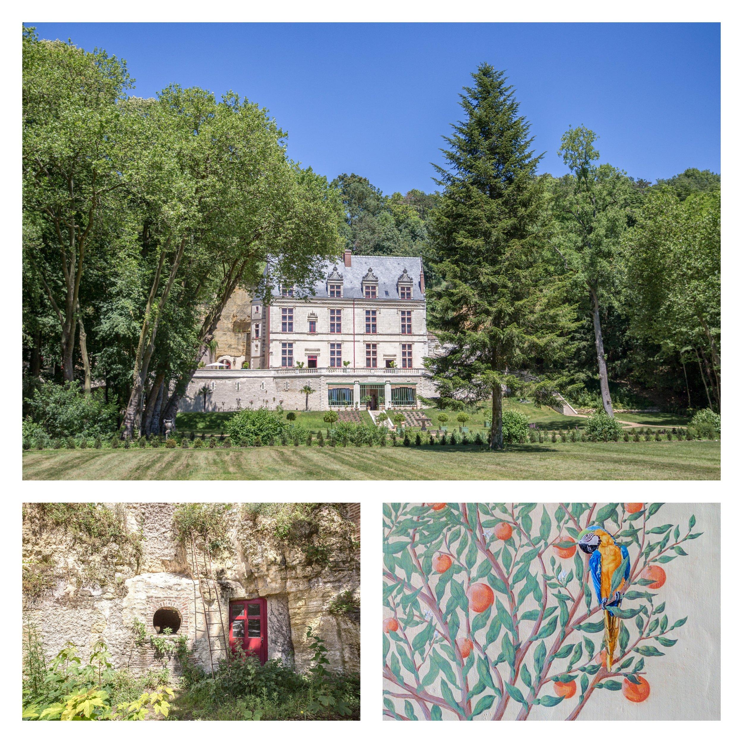 Day 4 - Château Gaillard - Day Visit to Château Gaillard.The forgotten Royal Paradise.