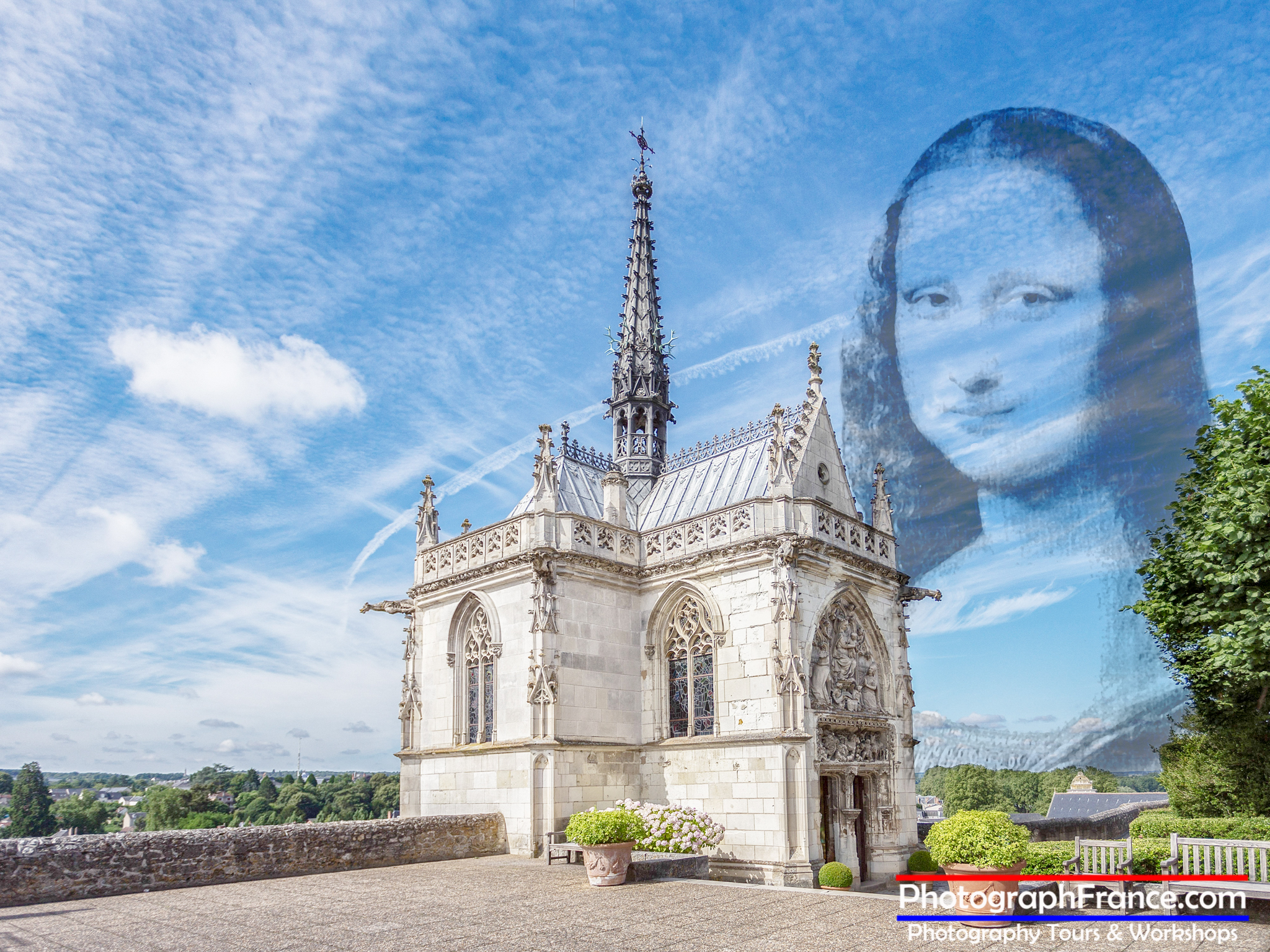 Saint-Hubert Chapel, The Royal Castle of Amboise
