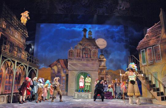 Maurice Sendak and Tony Kushner adaptation of the original Opera.