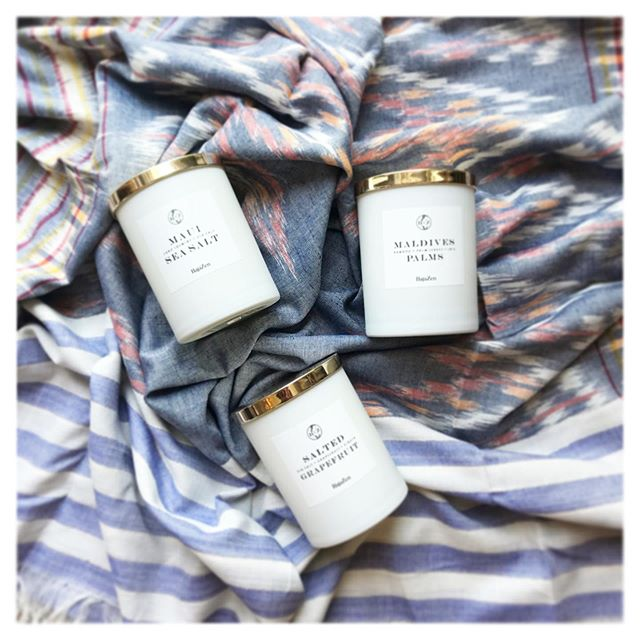 Summer will last forever ... with the epic aromas of these candles 🔥 @bajazen . . . . Get em while they're hot! . #bajazen #candles #shopping #capecodshopping #visitcapecod #beachyvibes #summer #lastforever