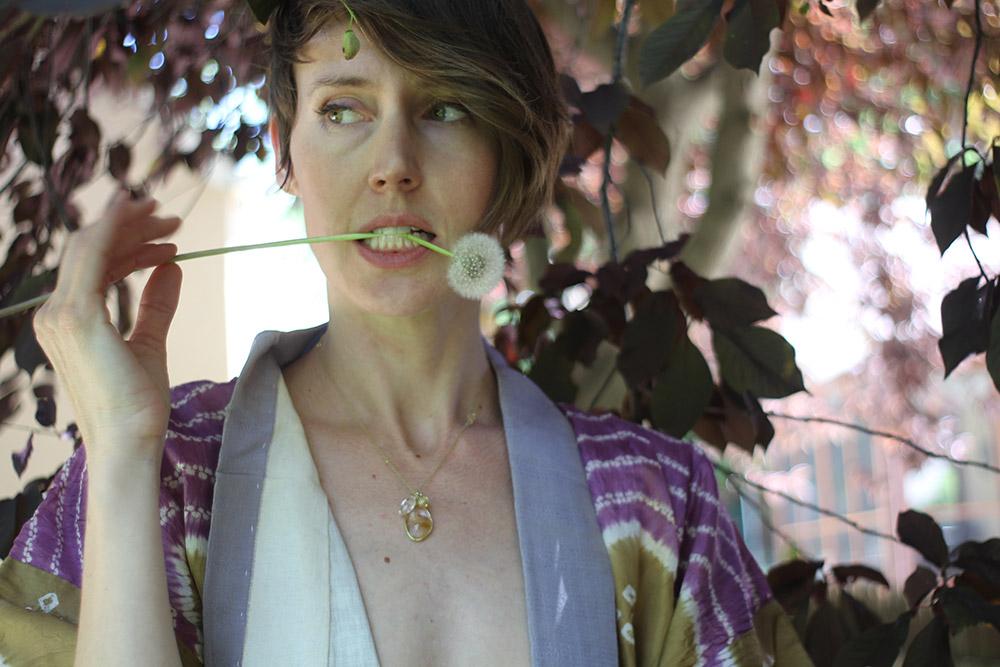 Mandy Carroll-Leiva Pendant