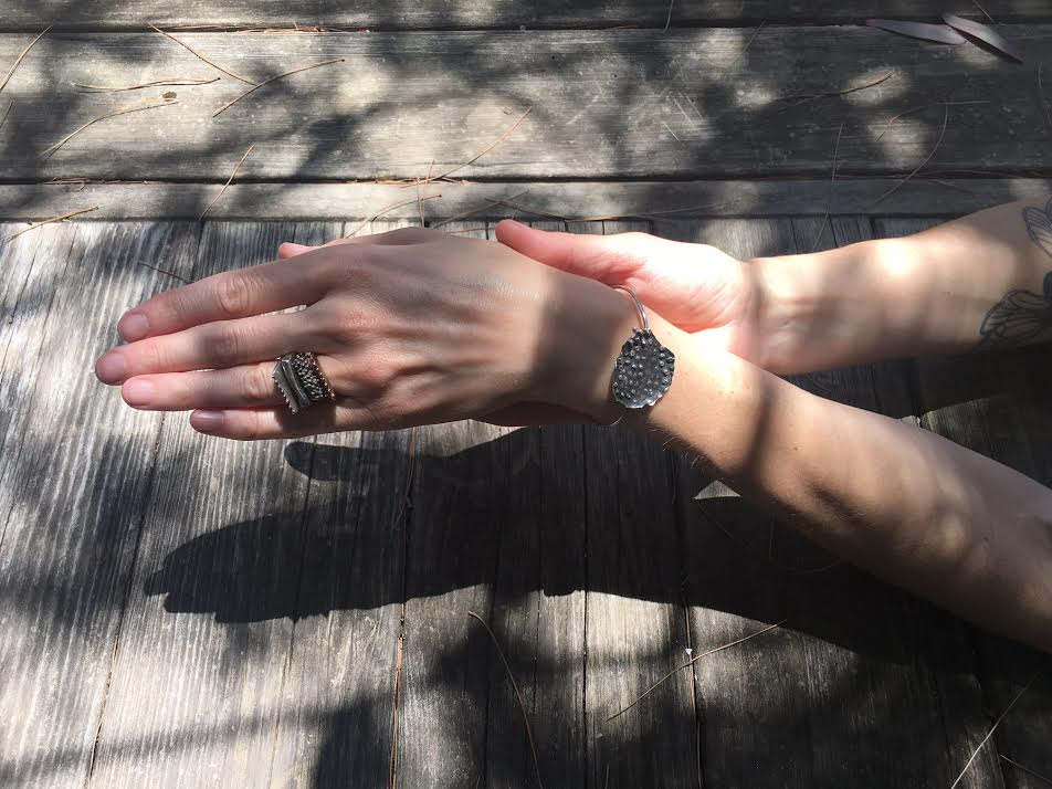 Julie Cohn Caviar Rings and Bracelet