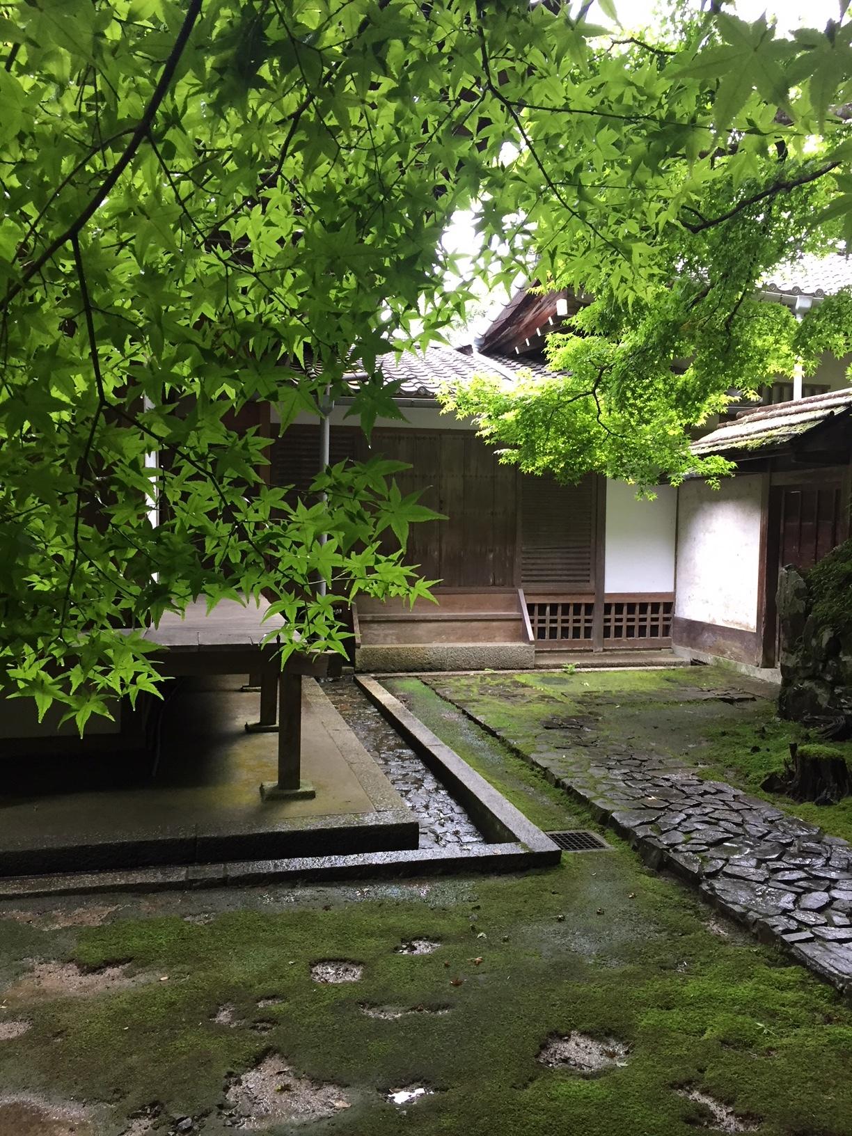 Honen-in, Kyoto