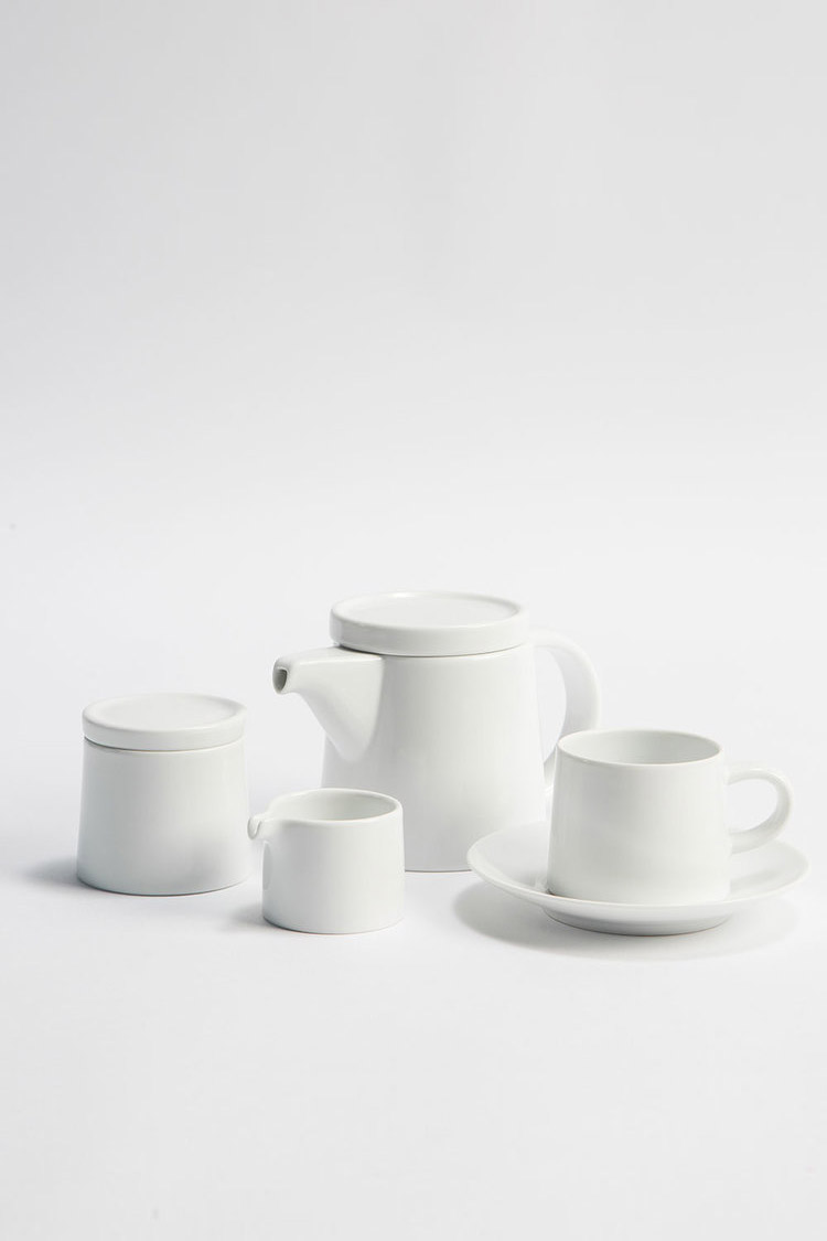 Japanese Porcelain Tea Set  $240