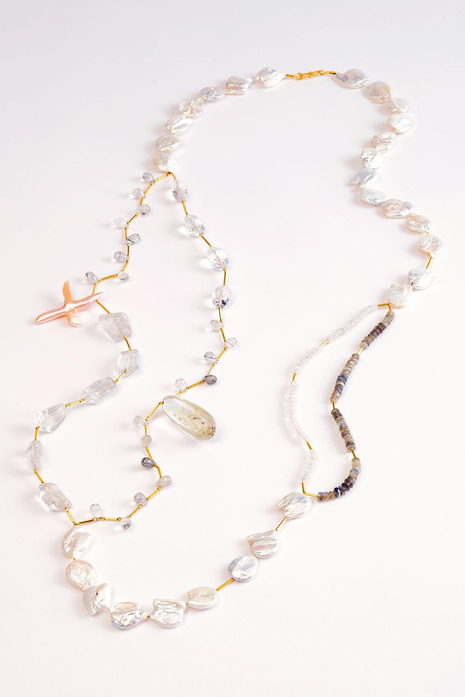 Janis Provisor Necklace  $8,800