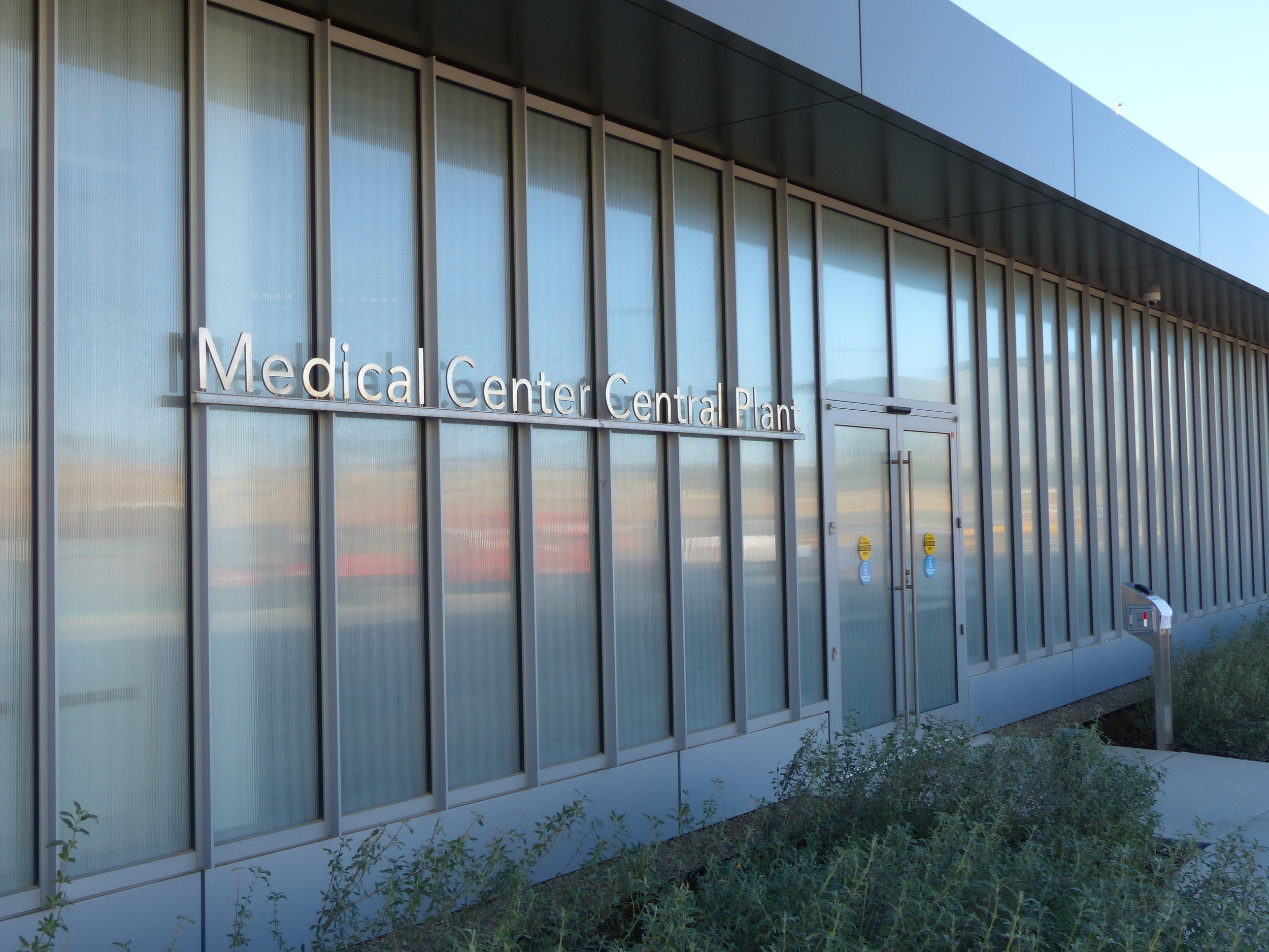 Jacobs Medical Center Central Plant