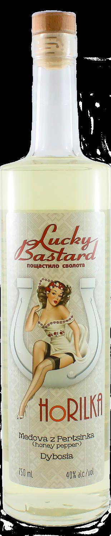 Lucky Bastard Distillers Horilka