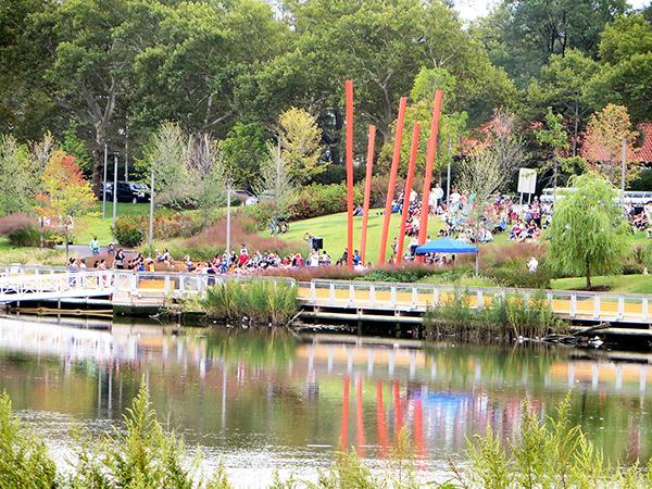 Riverfront design & planning -
