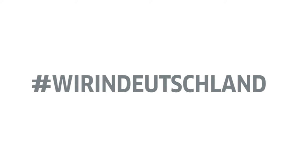 #WIRINDEUTSCHLAND: eine Kooperation von ArrivalAid und dem Goethe-Institut
