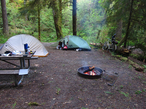 Camping — Explore Hood Canal
