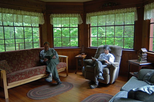 Hamma Hamma cabin is available through the Olympic National Forest