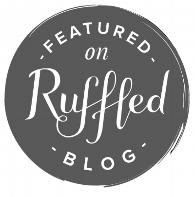Check out our recent feature on Ruffled!