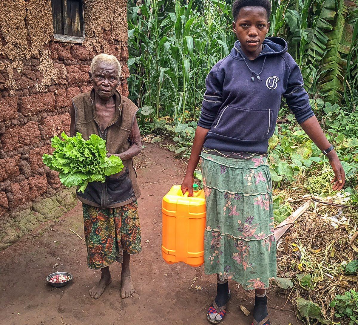 water and vegetables to the elders.jpg