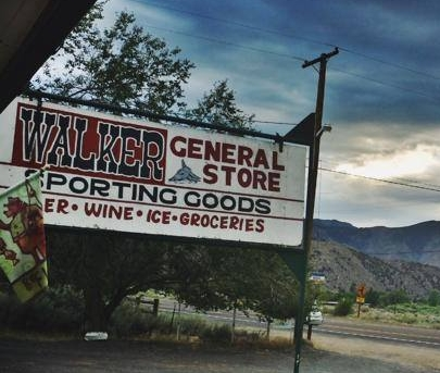 - The Walker General Store is a small grocery store that has a variety of items for your home cooked meal. In addition to drinks and snacks the General Store stocks excellent meat from a local butcher, a selection of fresh fruit and vegetables,Distance: 0.3 miles
