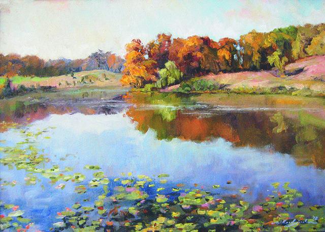 Autumn on Aurohn Lake.jpg