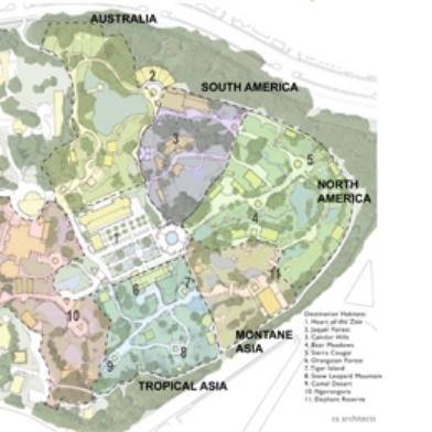 SF Zoo Master Plan