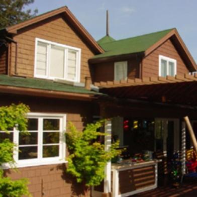 Bronstein Residence