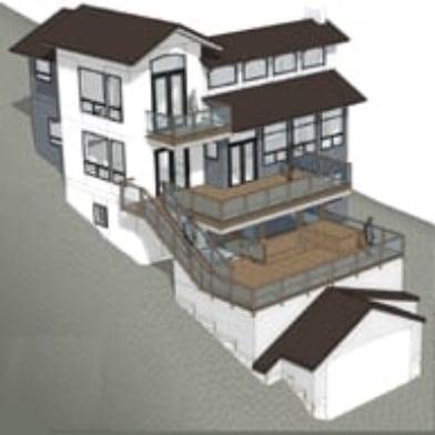 Goldberg Residence