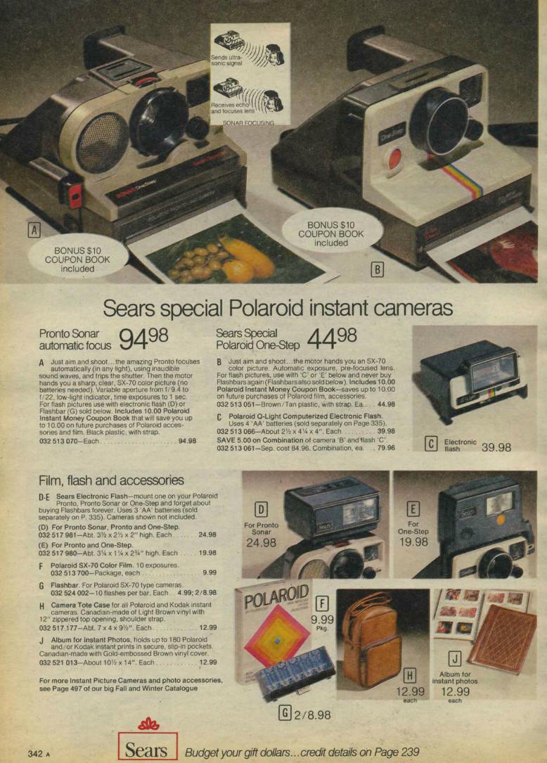 Sears 1979 Christmas Wishbook