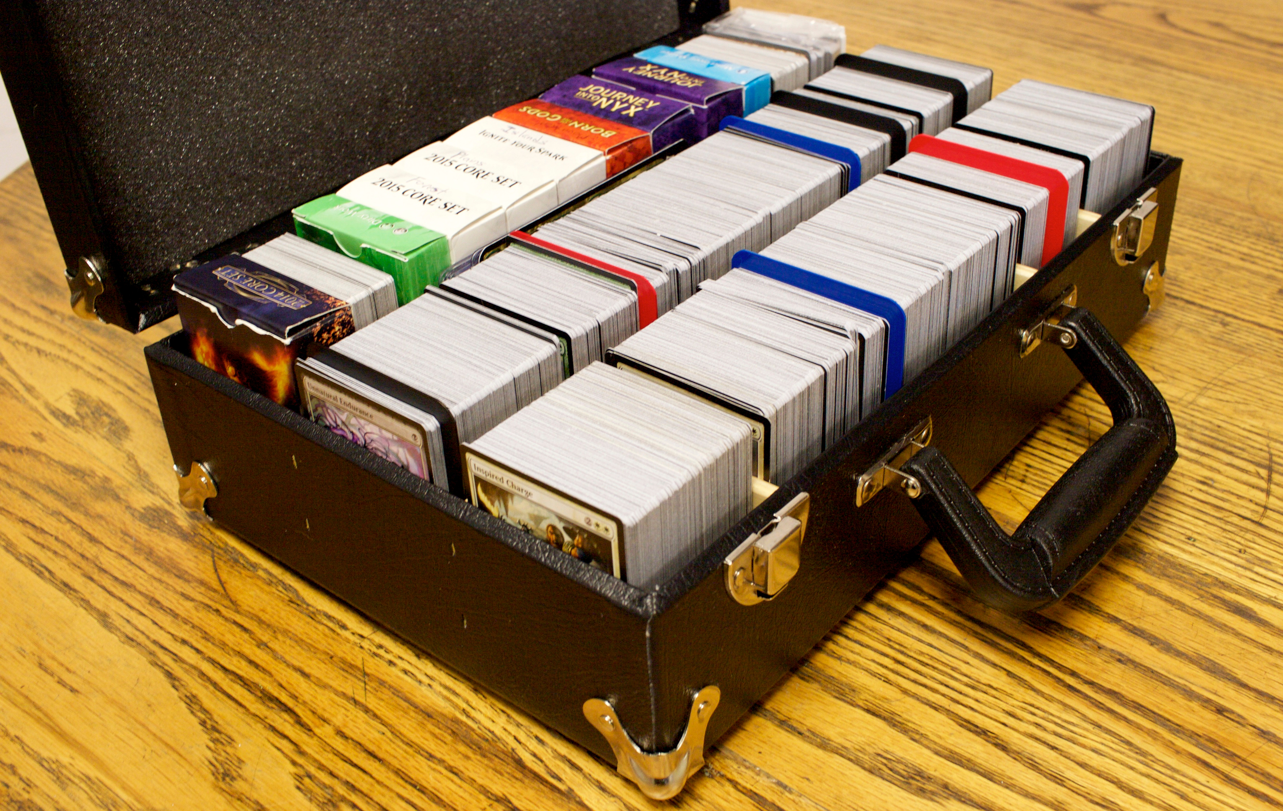 Storage and Transport Cases For Magic