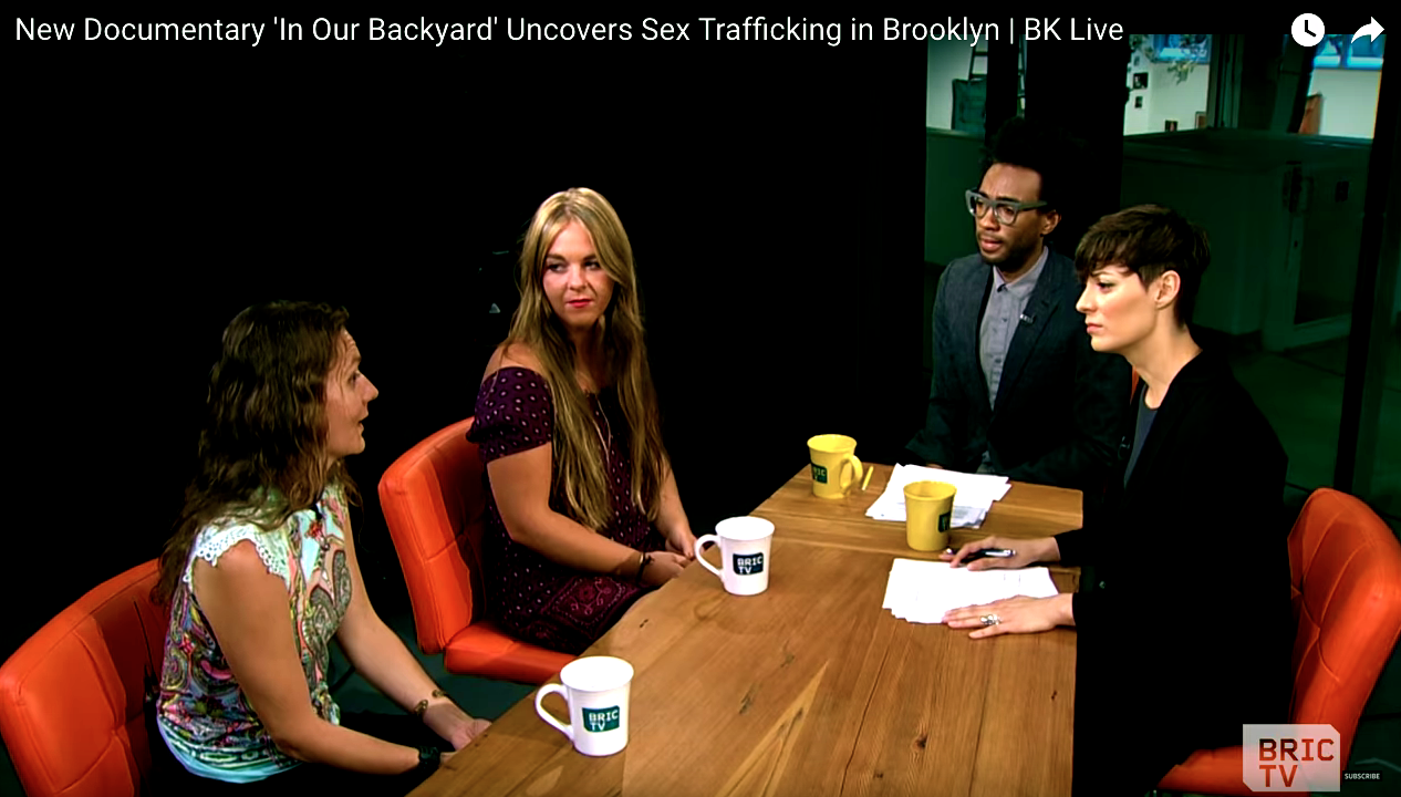 Please watch the live interview with filmmaker Danielle Rose and Survivor Iryna on BRIC TV:    https://www.youtube.com/watch?v=U1yVQtqeKFY