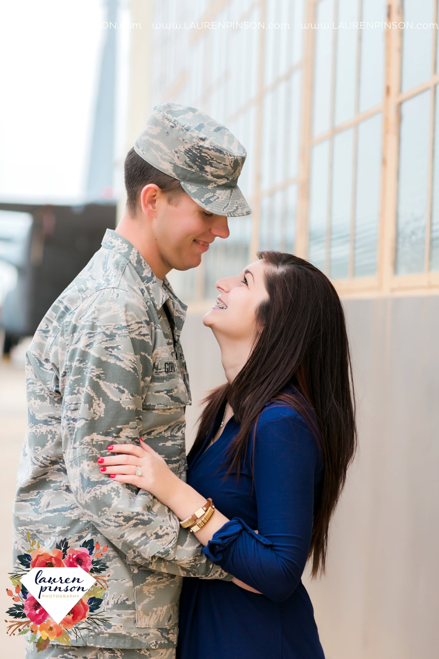 sheppard-afb-wichita-falls-engagement-session-airmen-in-uniform-abu-airplanes-bride-engagement-ring-texas-air-force-base_1998.jpg