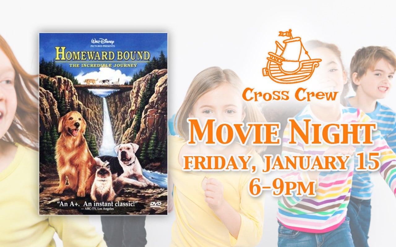 Cross Crew Movie Night