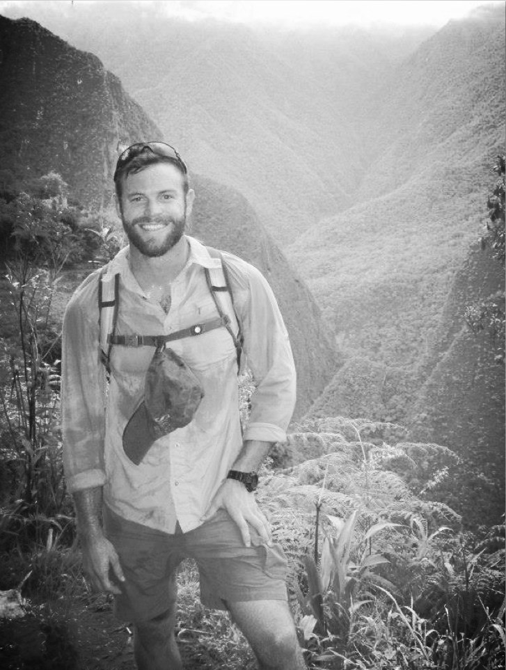 Drew in Machu Picchu