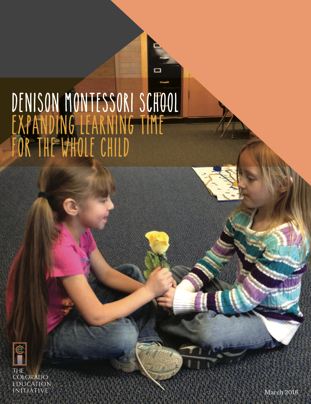 denison montessori school: expanding learning time for the whole child, march 2016