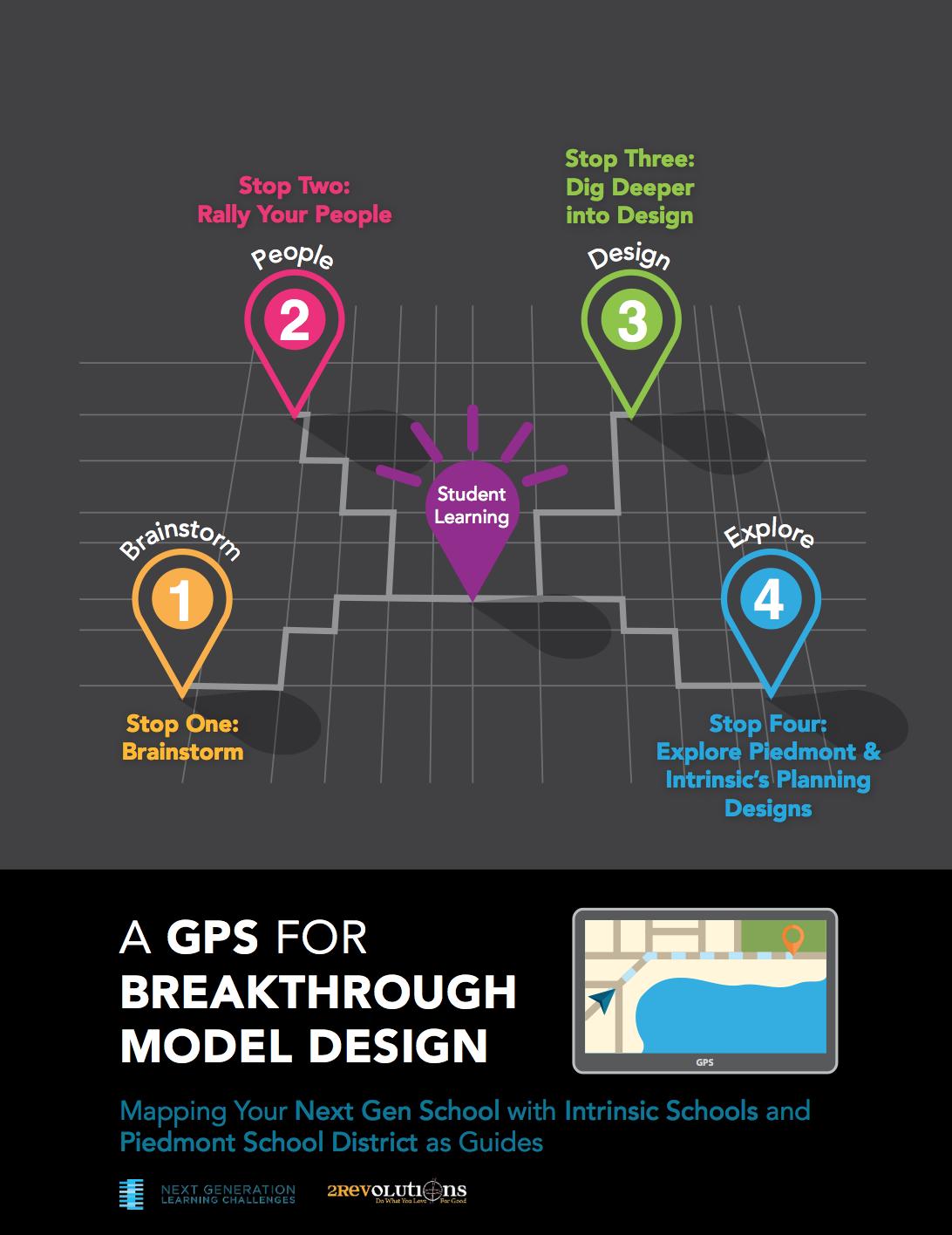 a gps for breakthrough model design, april 2016