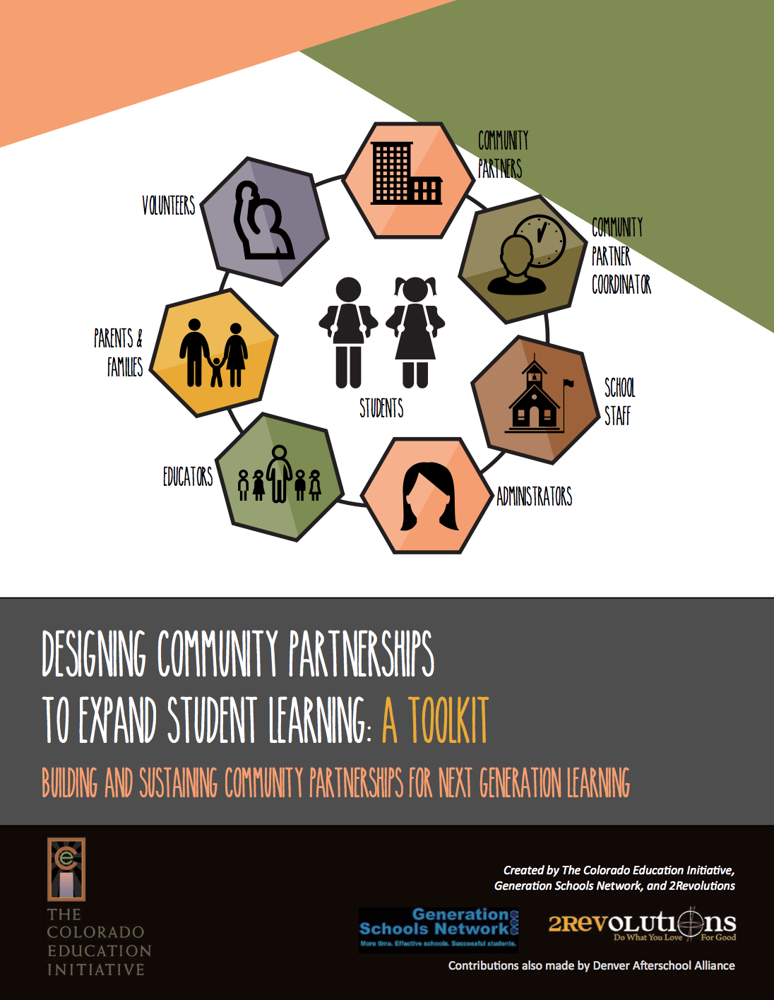 designing community partnerships to expand student learning: a toolkit, august 2015