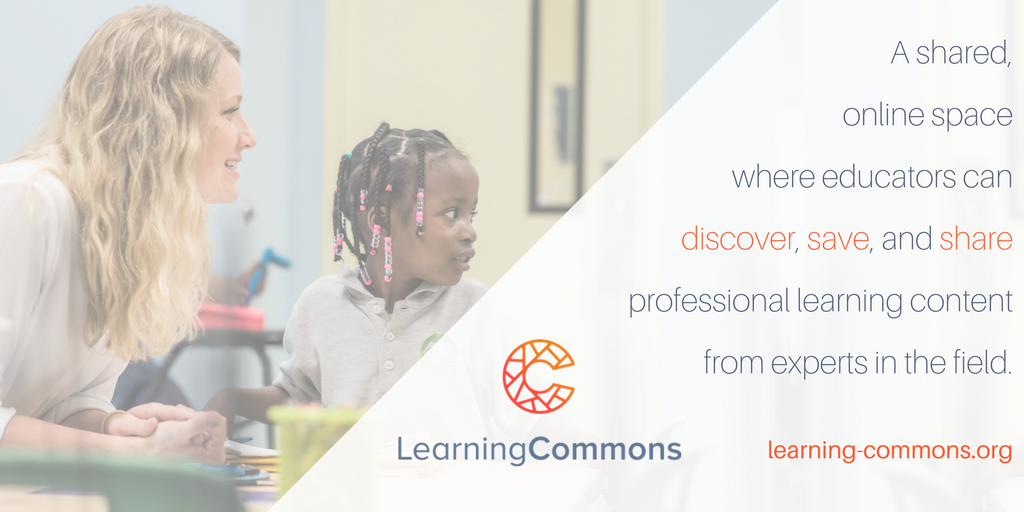 The Learning Commons   : a coalition to make professional learning content and data interoperable.