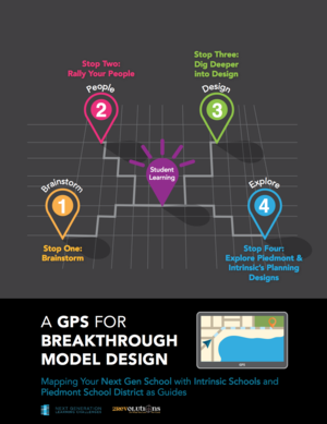 A GPS FOR BREAKTHROUGH MODEL DESIGN, APRIL 2016