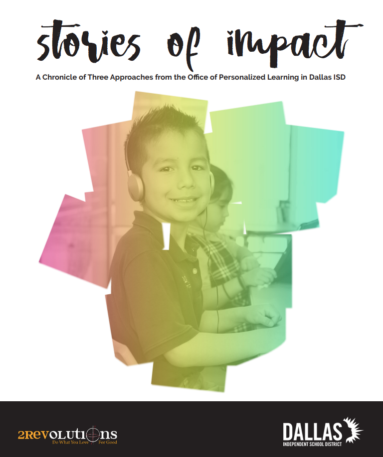 DALLAS ISD PL STORIES OF IMPACT, MARCH 2018 -